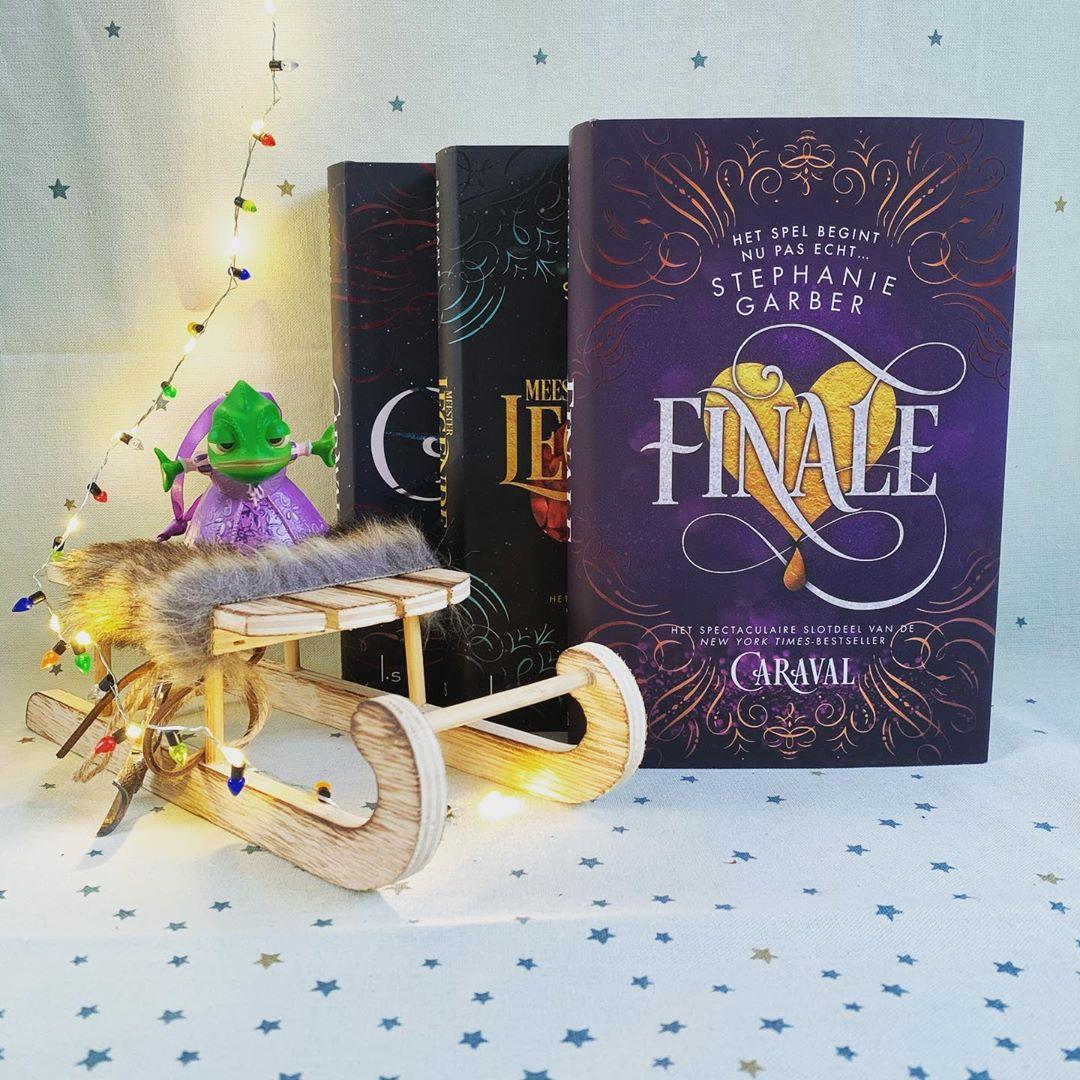 Recensie boek Finale in de Caraval reeks van Stephanie Garber
