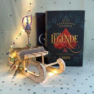 Boek Caraval deel 2: Meester Legende - Stephanie Garber