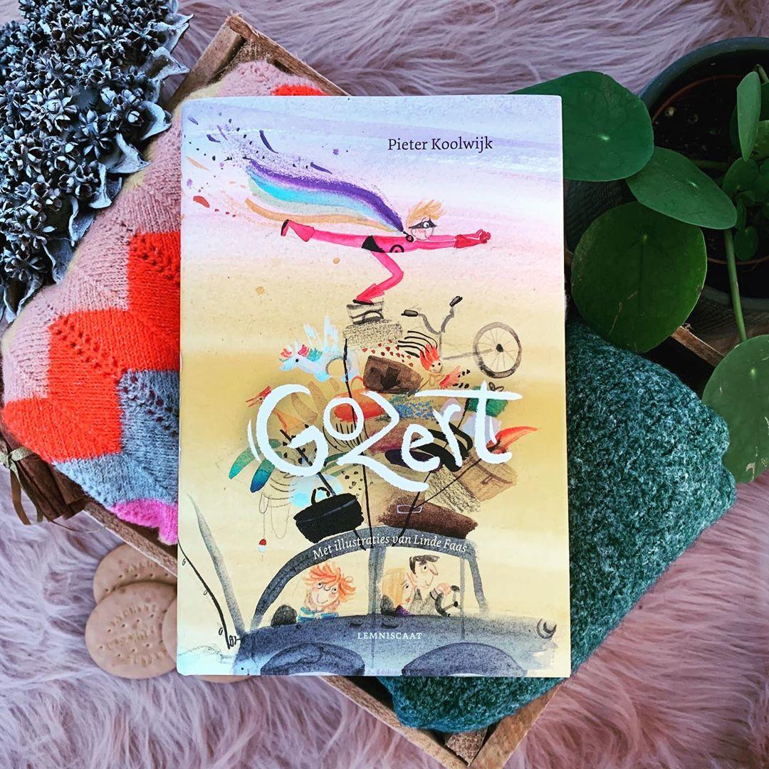 Kinderboek Gozert