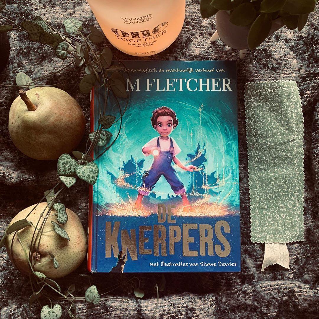 Boekrecensie kinderboek De Knerpers van Tom Fletcher