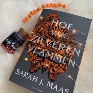 Bookstagram Hof van zilveren vlammen - Sarah J. Maas
